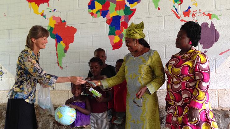 Gabon – Encore de la Paix